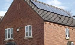 1.8 Kw Solar Powered House