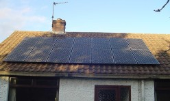 3.7 Kw Solar Powered Bungalow