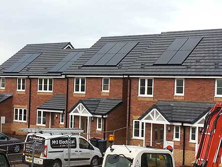 Keepmoat Homes In Roof System