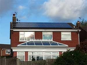 solar panel installations 2